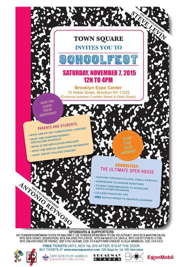 school fest 2015